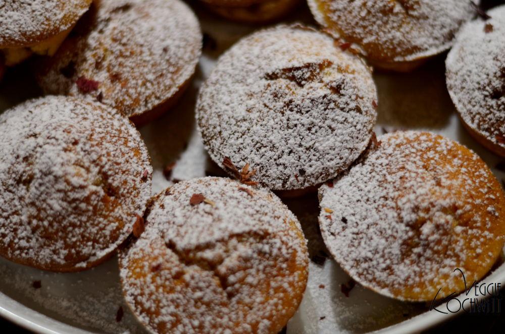 fluffige Kürbis-Muffins