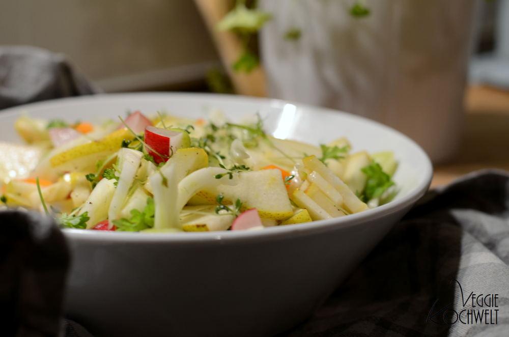 Fenchel-Birnen-Salat