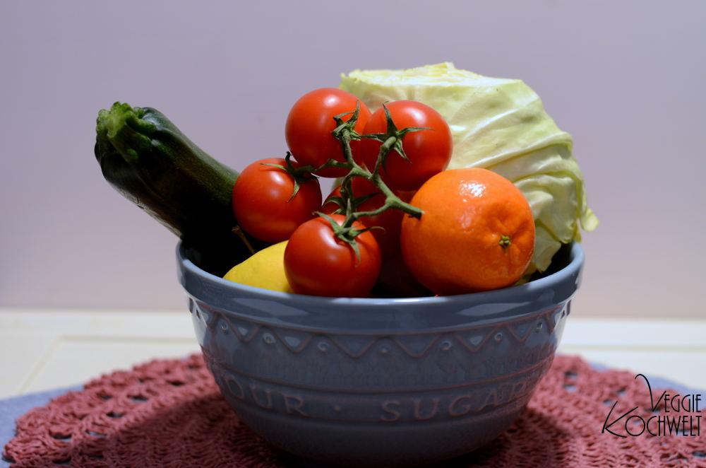 Gemüse-Schale