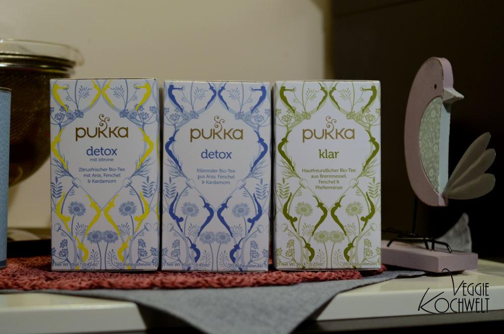 Pukka - Detox Tees