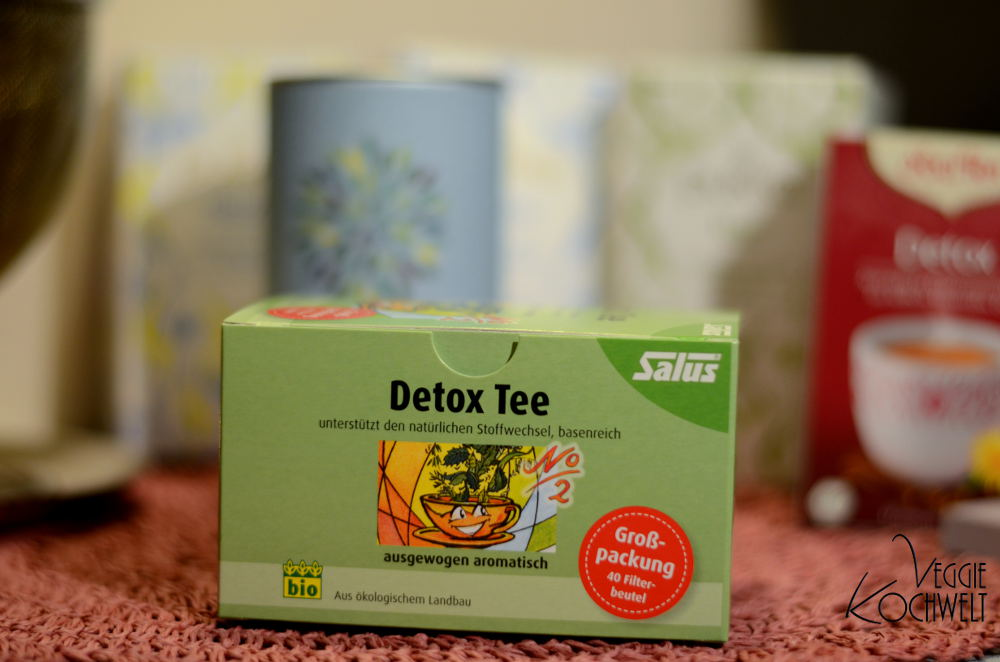 Salus Detox-Tee
