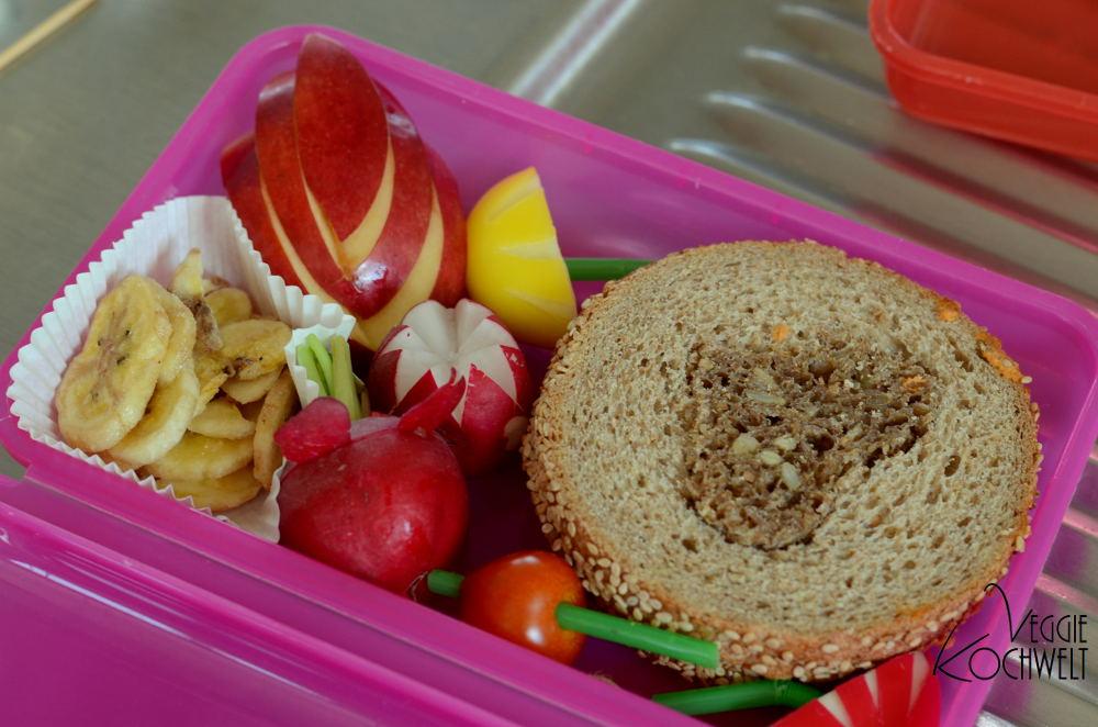 Coole LunchBox füllen 2016