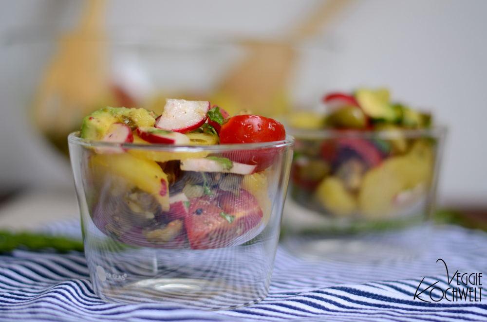 mediterraner Kartoffelsalat I