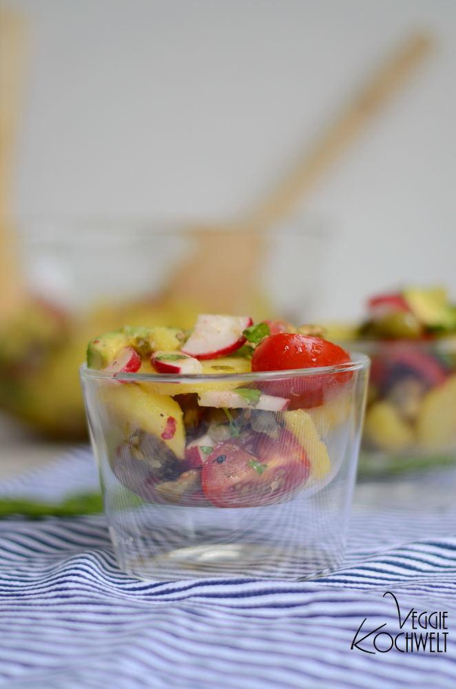 mediterraner Kartoffelsalat II