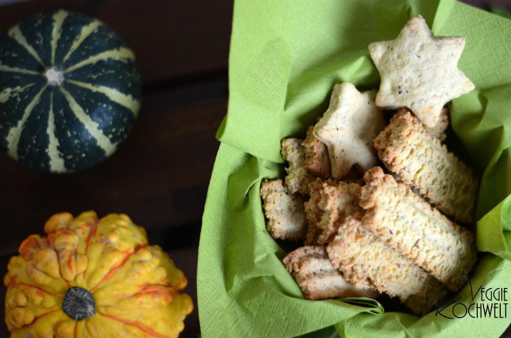 Pumpkin-Spice Spritzgebäck