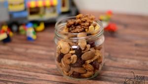 Nüsse-Mix fürs Auto