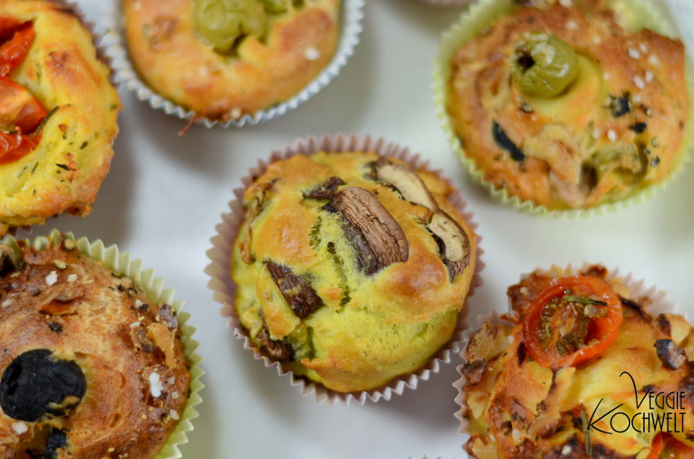 Bärlauch-Muffins