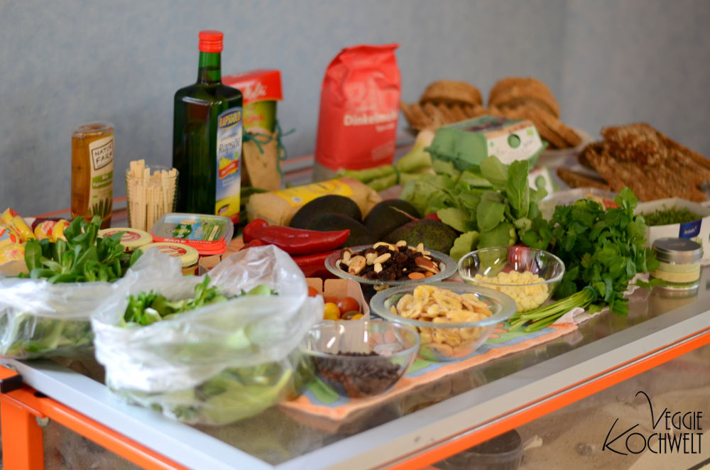 "Oster-Workshop ""Coole Lunchbox füllen"" an der MCS-Juniorakademie"