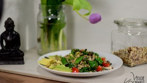 Buchweizen-Gemüsepfanne I