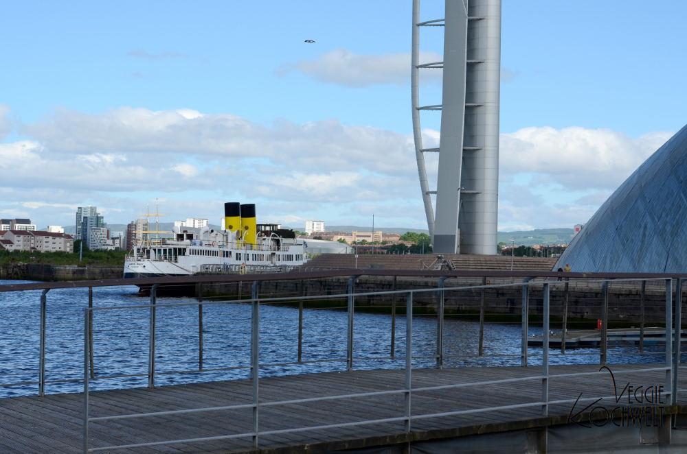 Schottland Reisebericht Glasgow Teil I