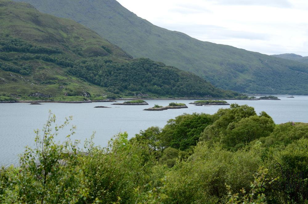Schottland Reisebericht Teil I