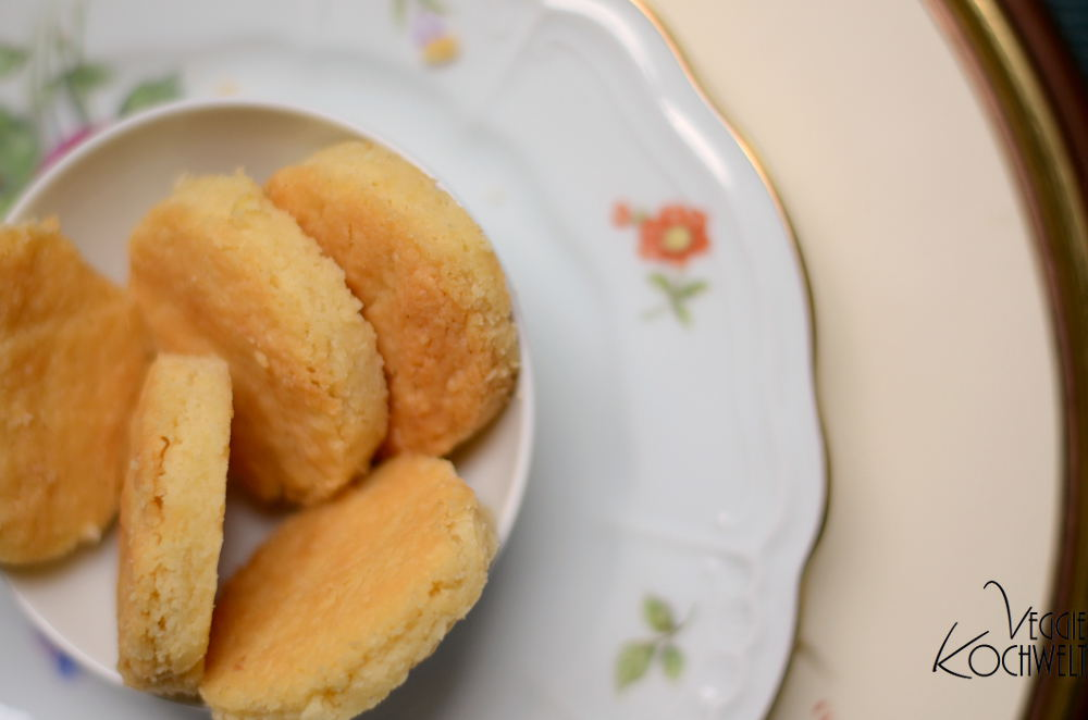 Rezept: scottish Shortbread