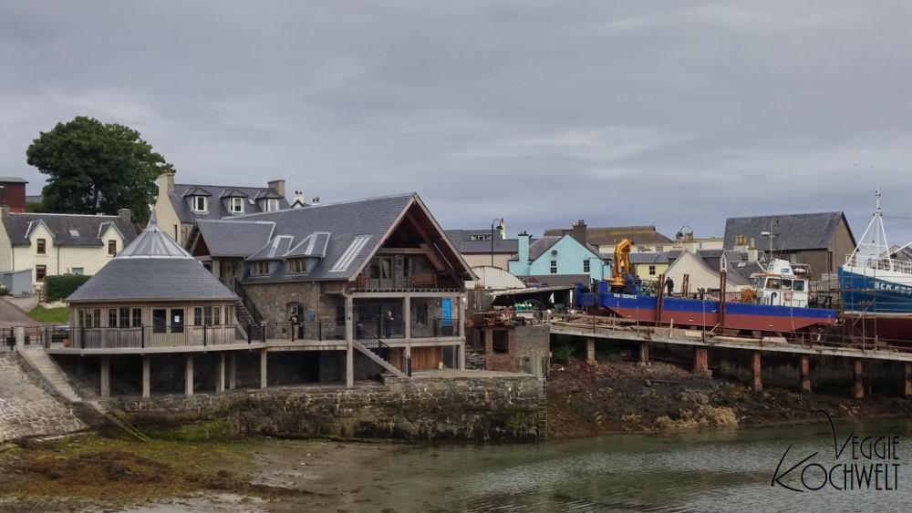 Rundreise 2017 - Hafen von Mallaig, Schottland