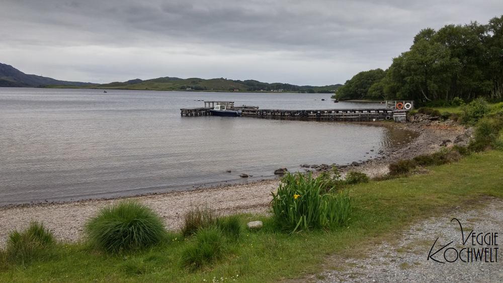 Rundreise 2017 - Mallaig, Loch Morar II, Schottland