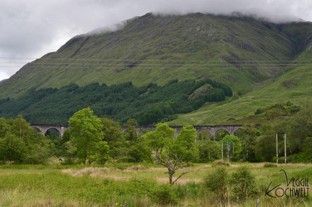 Rundreise 2017 - Viadukte, Glenfinnan, Schottland