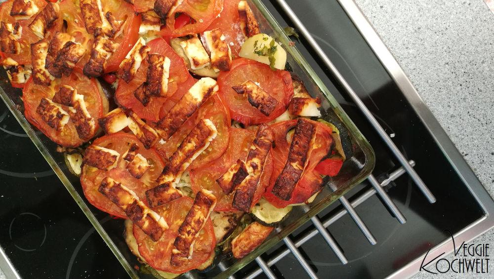 Briam - Kochbuch  - Mediterrane Küche – Genuss und Chance für Ihr Herz