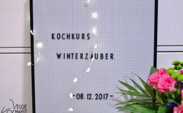 Kochkurs Nr. 1 - Winterzauber - isogm