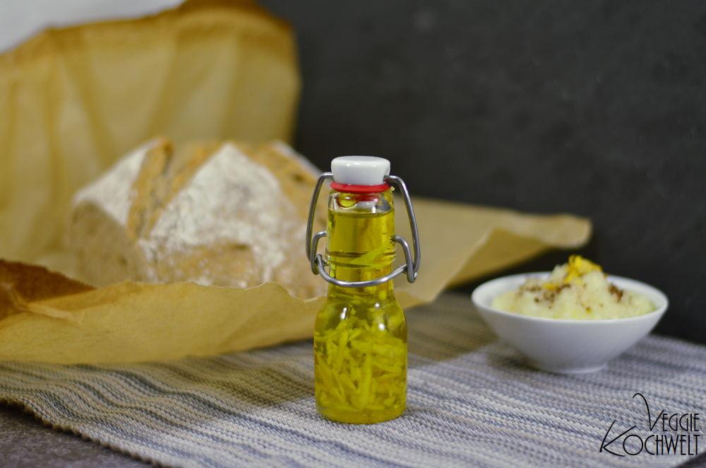 Zitronen-Olivenöl