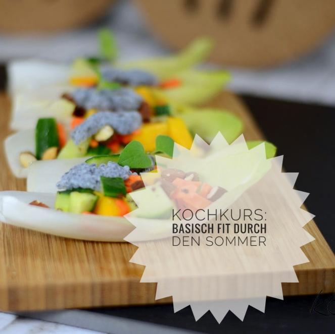 Kochkurs: Basisch fit durch den Sommer