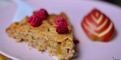 Apfel-Ingwer-Kuchen